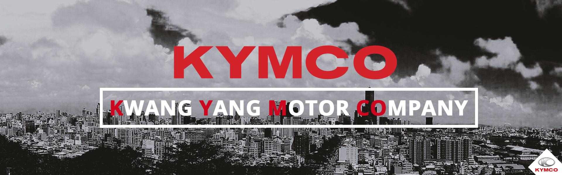 Histoire-kymco