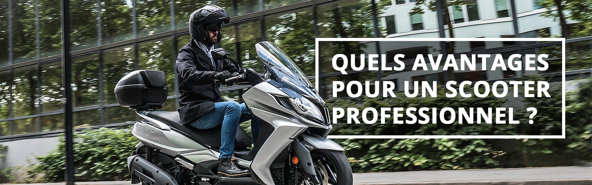 avantages-scooter-pro