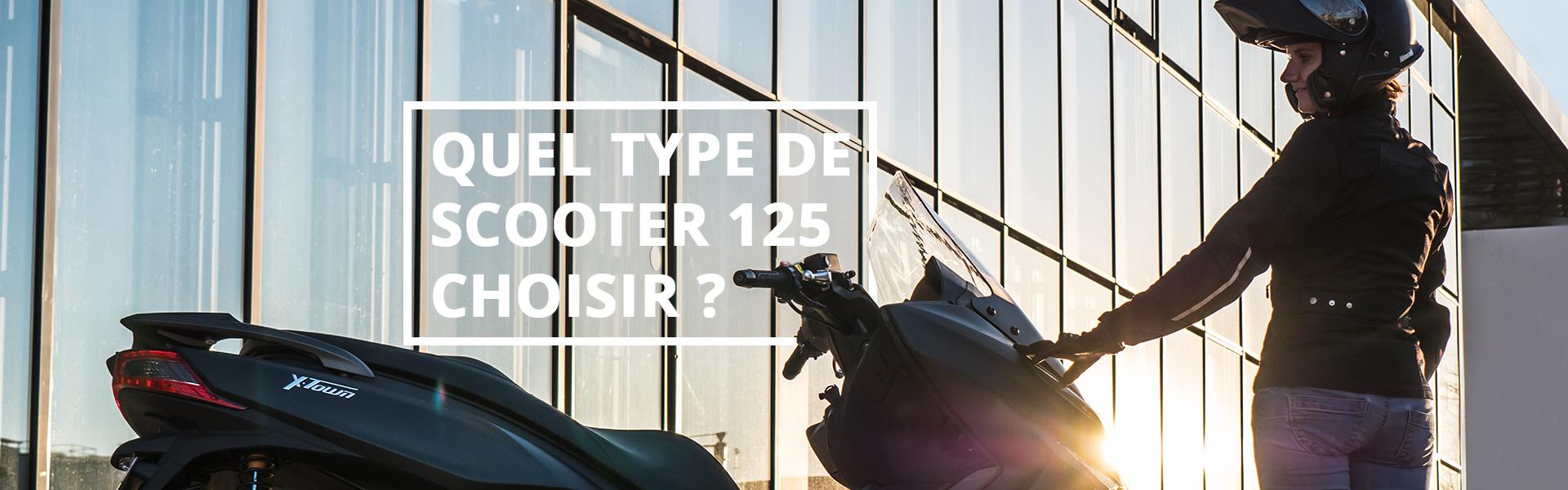 Comment Choisir Un Scooter 125 Cm3 Taille Pour La Ville